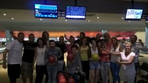 Gateway School of English bowling in St Julian's