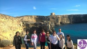 Countryside walks in Malta with Gateway School of English GSE