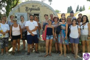 Ta Qali Crafts village - students studying English in Malta with Gateway School of English