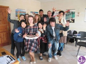 gse-malta-students-birthday-party-celebration-in-class