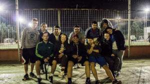 Gateway School of English Malta Social Programme Sports Weekly Football Match at San Gwann FC